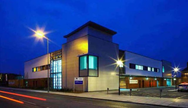 Heathcare profile - St. Mary's NHS Treatment Centre_1.0