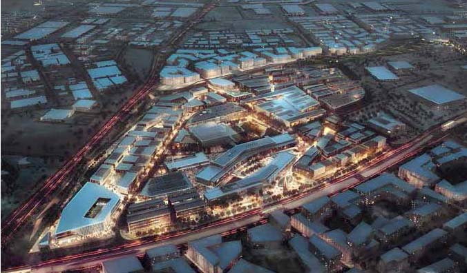 Masterplan profile - QRDC Doha