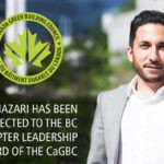 Ali Nazari ReElected to CaGBC Integral Group