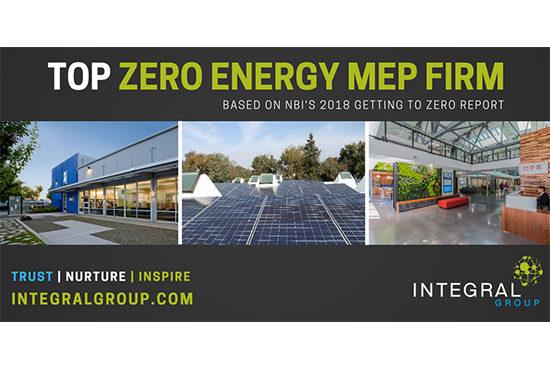 Top Zero Energy MEP